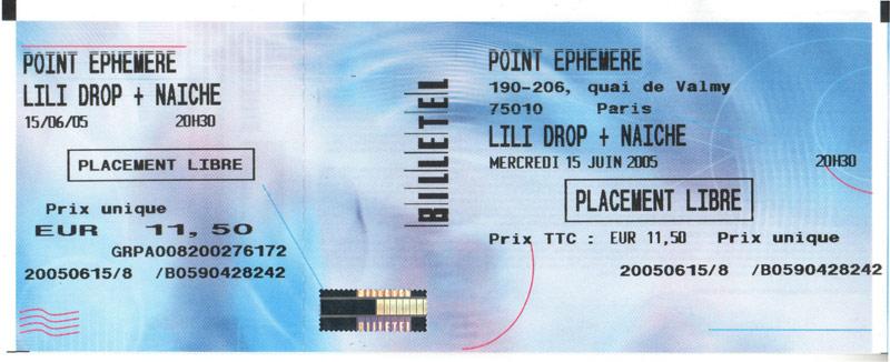 Lili Drop Monde Animal